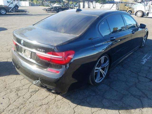 2018 BMW 7 series | Vin: WBA7E2C56JG743237