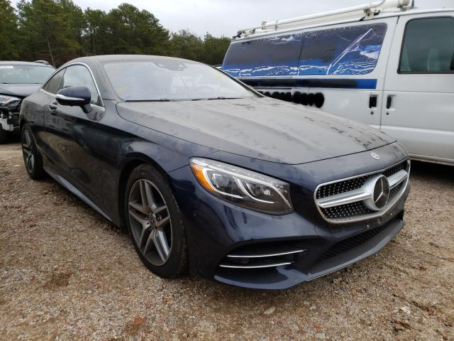 Vehiculos salvage en venta de Copart Brookhaven, NY: 2019 Mercedes-Benz S 560 4matic