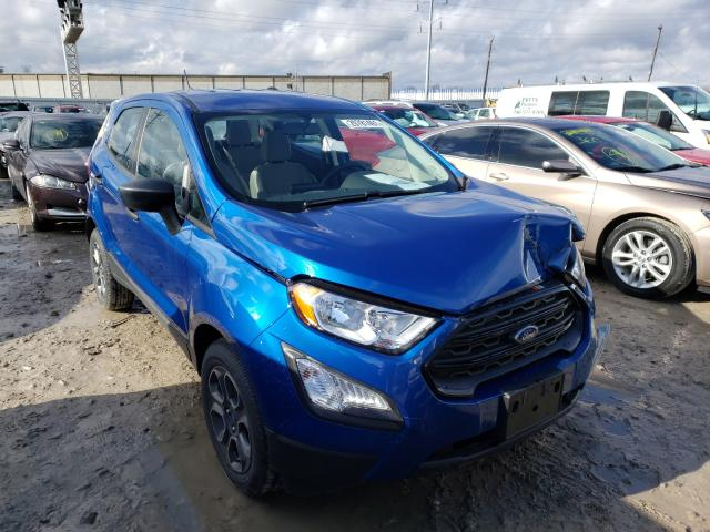 Salvage 2020 FORD ALL OTHER - Small image. Lot 29781491