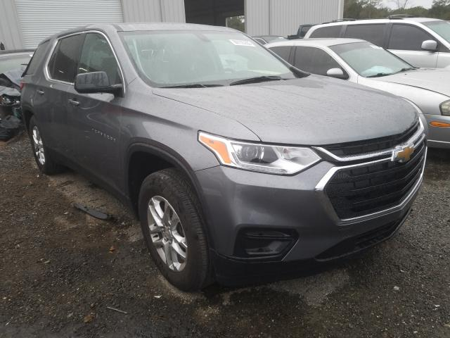 Salvage cars for sale from Copart Jacksonville, FL: 2020 Chevrolet Traverse L