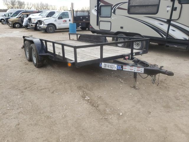 Ldtl Trailer salvage cars for sale: 2017 Ldtl Trailer