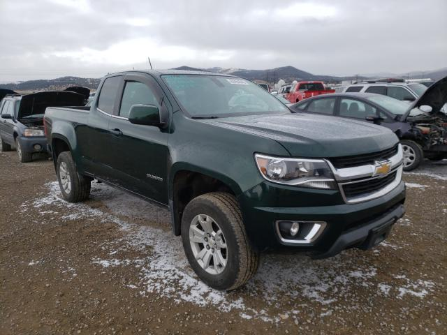 Salvage cars for sale from Copart Helena, MT: 2015 Chevrolet Colorado L
