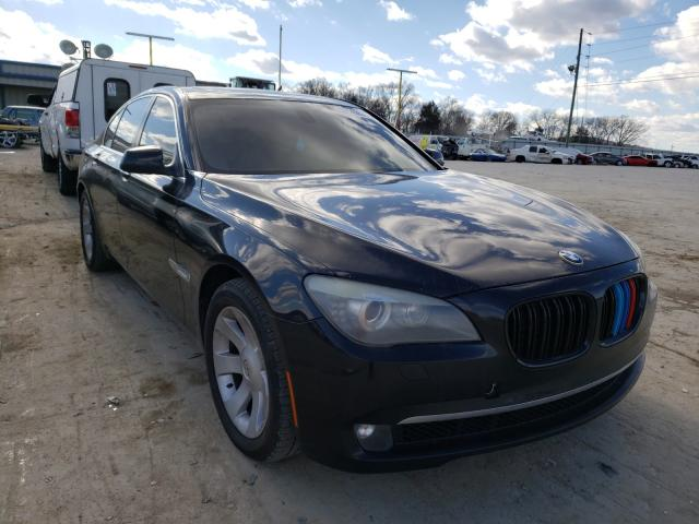BMW 7 SERIES 2011 0