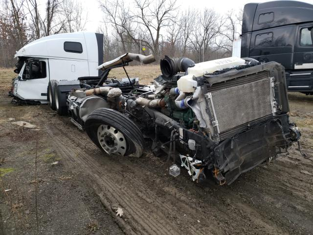 Salvage cars for sale from Copart Chambersburg, PA: 2018 Volvo VN VNL