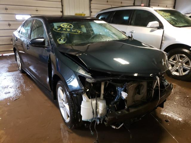 Salvage cars for sale from Copart Cudahy, WI: 2014 Toyota Camry L