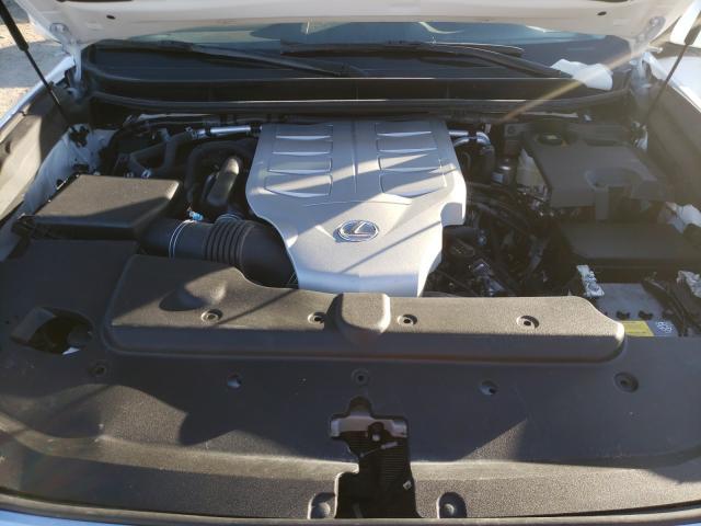 JTJBM7FX8K5219334 2019 Lexus Gx 460 4.6L