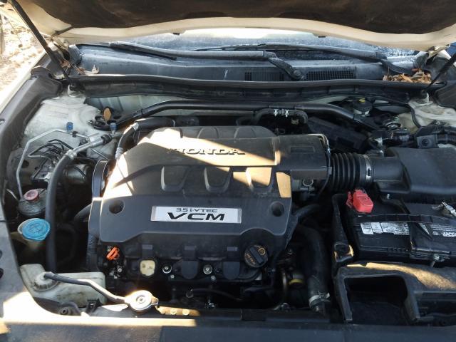 5J6TF1H56AL015615 2010 Honda Accord Cro 3.5L