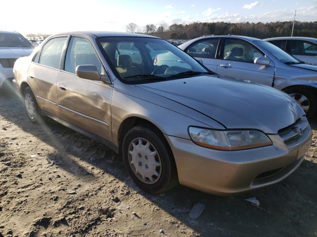 Salvage 2001 HONDA ACCORD - Small image. Lot 29921541