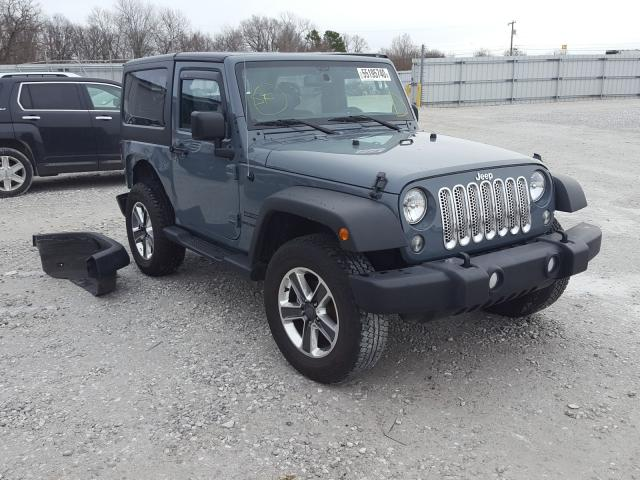 2015 Jeep Wrangler for sale in Rogersville, MO
