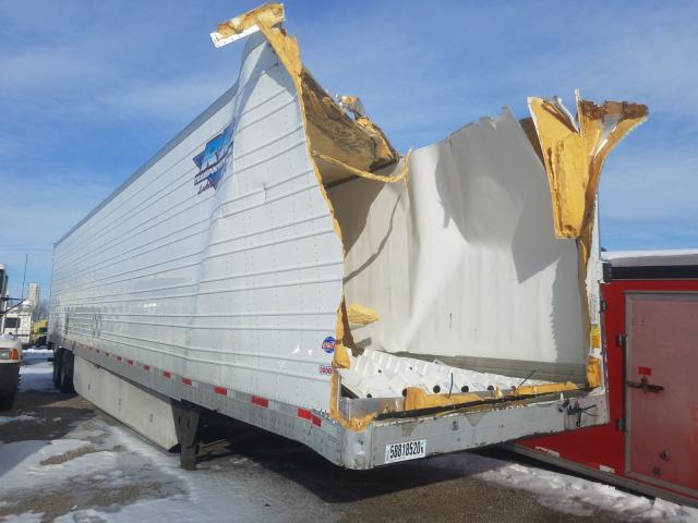 Salvage cars for sale from Copart Des Moines, IA: 2019 Utility Reefer