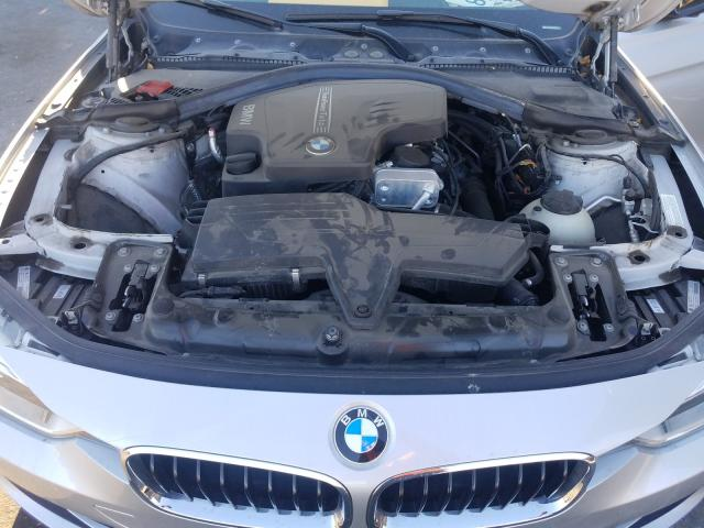 2012 BMW 3 series | Vin: WBA3C1C54CF431537