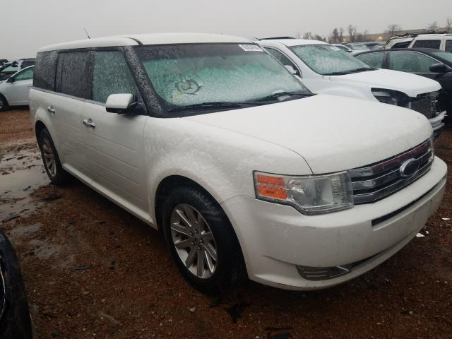 Salvage cars for sale from Copart Bridgeton, MO: 2010 Ford Flex SEL