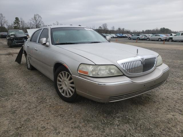 Lincoln Town Car salvage cars for sale: 2003 Lincoln Town Car