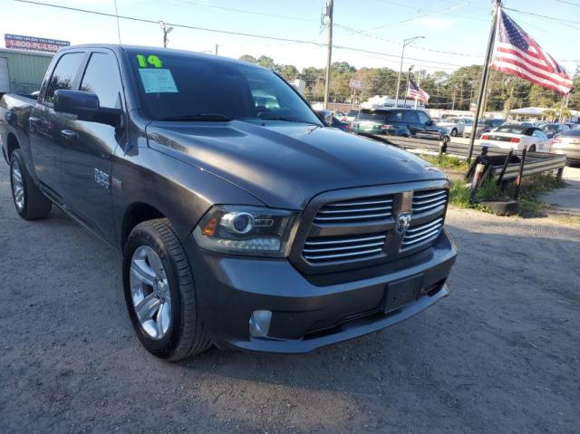 Salvage cars for sale from Copart Jacksonville, FL: 2014 Dodge RAM 1500 Sport