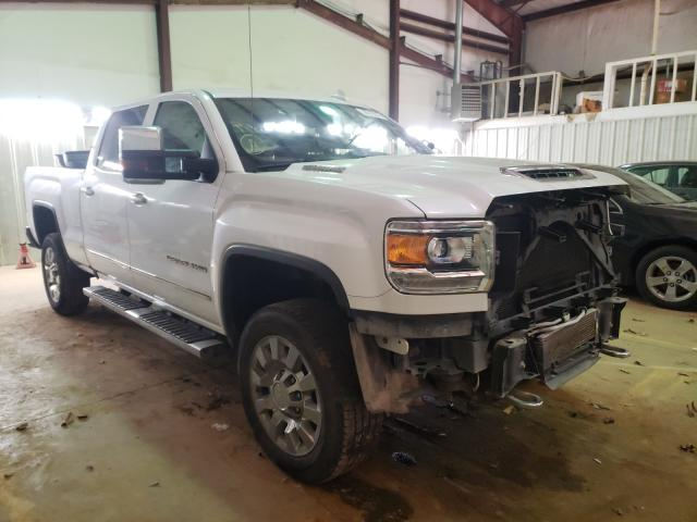 Salvage cars for sale from Copart Longview, TX: 2019 GMC Sierra K25