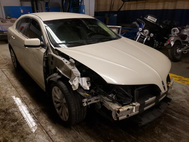 Lincoln MKS salvage cars for sale: 2014 Lincoln MKS