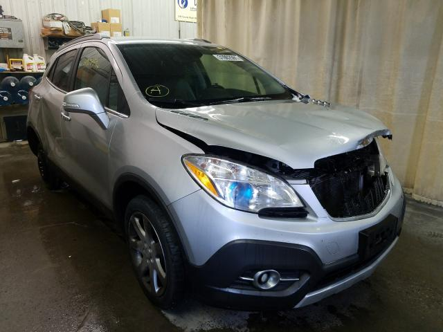 Salvage 2014 BUICK ENCORE - Small image. Lot 31002591