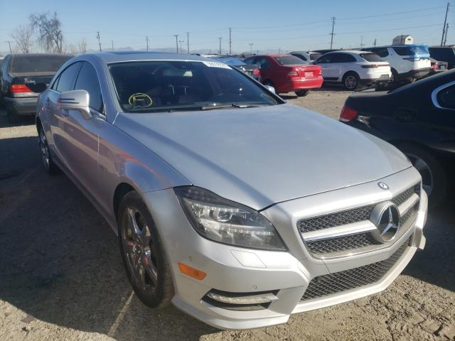 2012 MERCEDES-BENZ CLS 550 - Other View Lot 30018331.