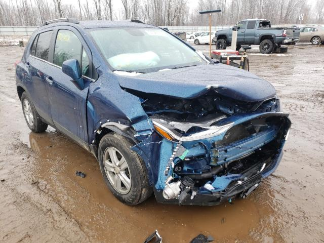 Salvage 2019 CHEVROLET TRAX - Small image. Lot 31027151