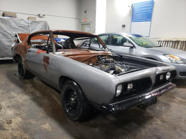 1967 Plymouth Barracuda for sale in Elgin, IL