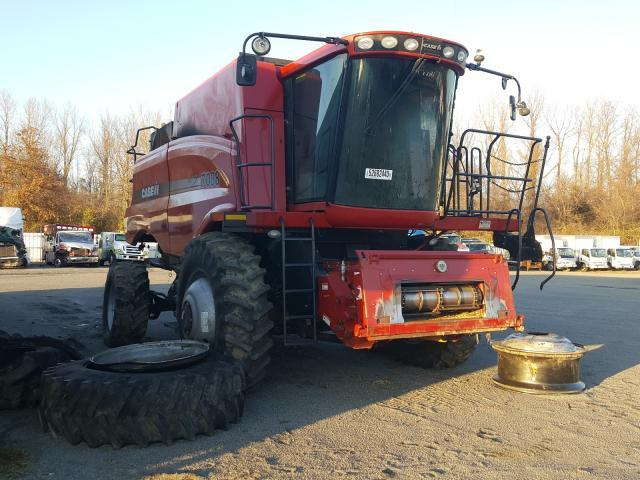 Case salvage cars for sale: 2010 Case Combine