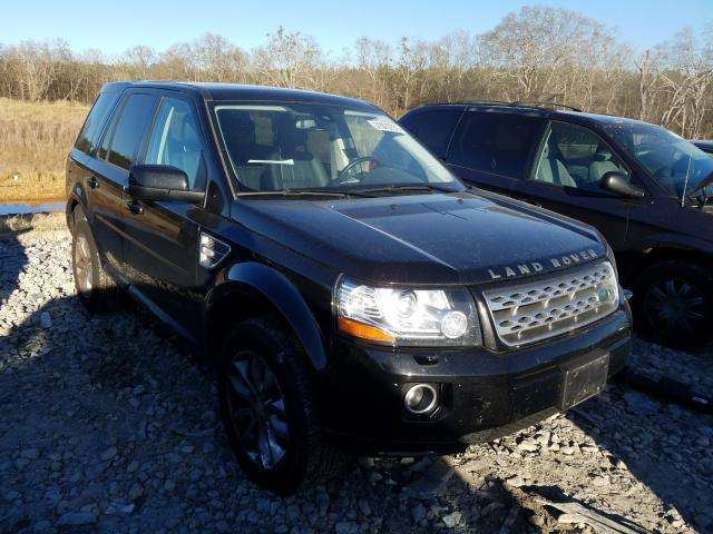 Salvage 2014 LAND ROVER LR2 - Small image. Lot 31073731