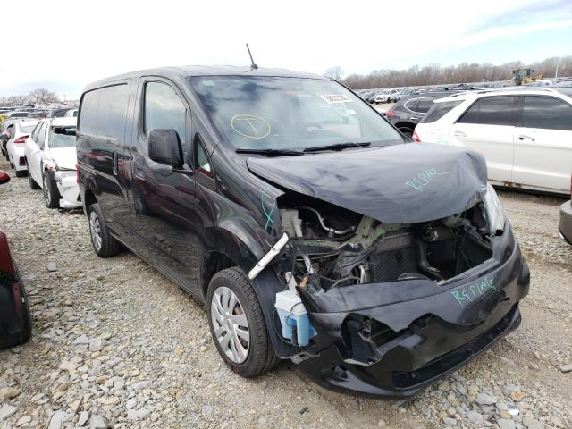 Salvage cars for sale from Copart Wichita, KS: 2014 Nissan NV200 2.5S