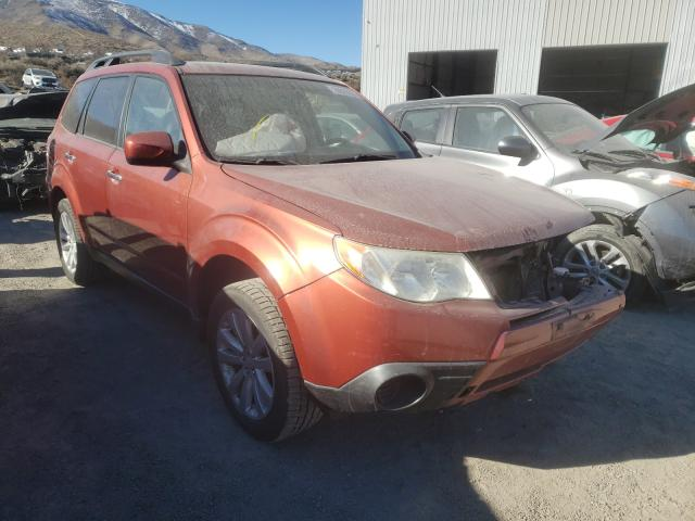 Salvage cars for sale from Copart Reno, NV: 2011 Subaru Forester 2