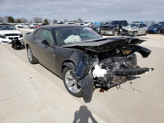 Vehiculos salvage en venta de Copart Wilmer, TX: 2019 Dodge Challenger