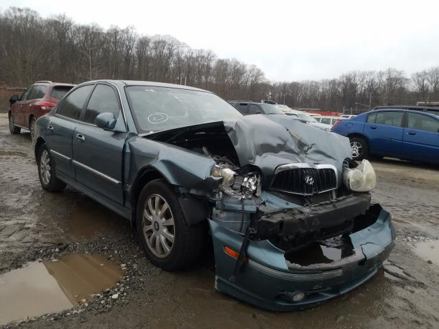 Salvage 2005 HYUNDAI SONATA - Small image. Lot 29892421