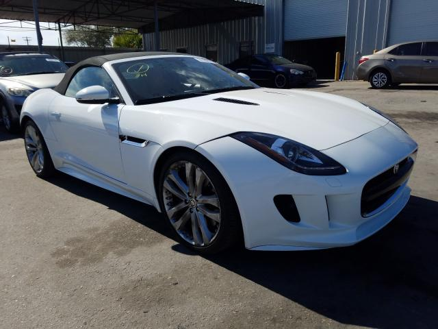 Salvage cars for sale from Copart Orlando, FL: 2014 Jaguar F-TYPE S