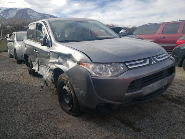 Salvage cars for sale from Copart Reno, NV: 2014 Mitsubishi Outlander