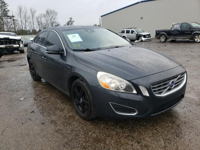 Salvage cars for sale from Copart Harleyville, SC: 2012 Volvo S60 T5