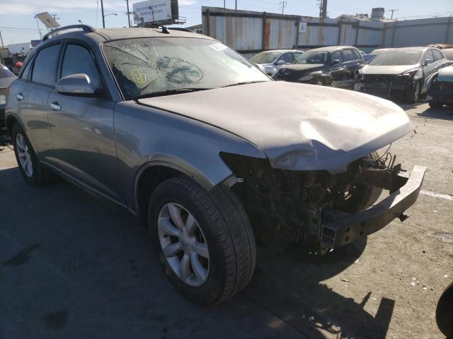 Salvage 2004 INFINITI FX35 - Small image. Lot 30910491