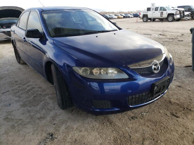 Salvage cars for sale from Copart Temple, TX: 2006 Mazda 6 S