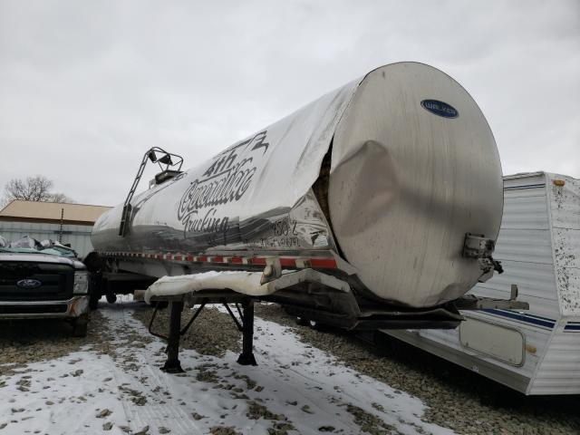 Walker salvage cars for sale: 2008 Walker Tanker