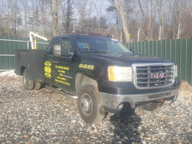 Salvage trucks for sale at Candia, NH auction: 2007 GMC New Sierra
