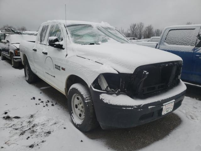 Salvage cars for sale from Copart Davison, MI: 2015 Dodge RAM 1500 ST