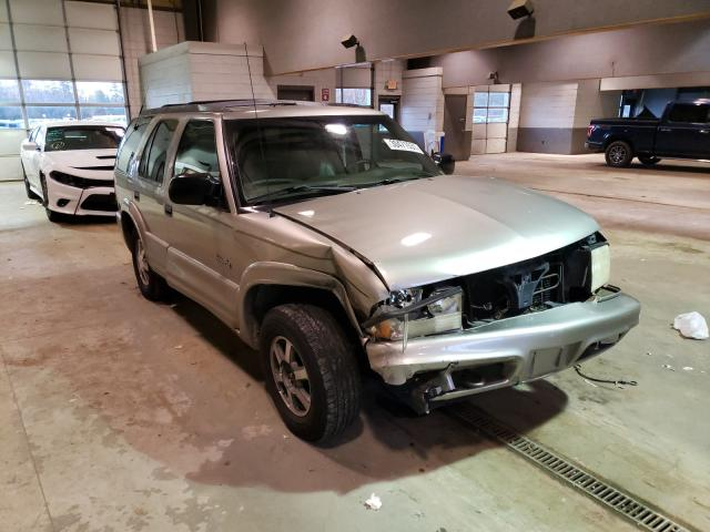 Oldsmobile salvage cars for sale: 2000 Oldsmobile Bravada
