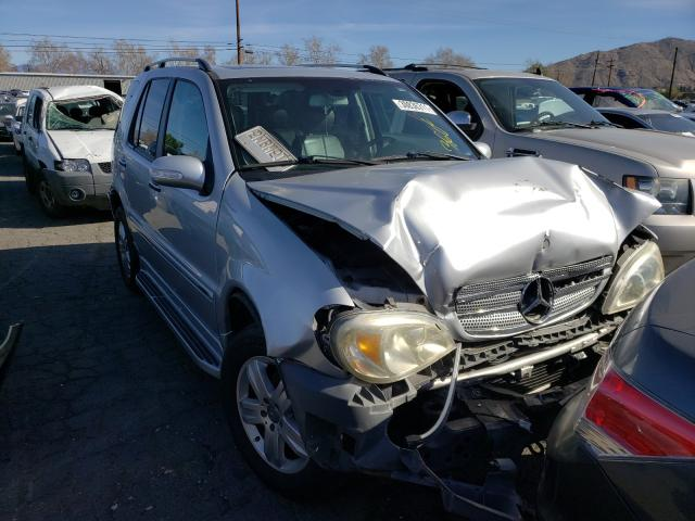 2005 Mercedes-Benz ML 350 en venta en Colton, CA