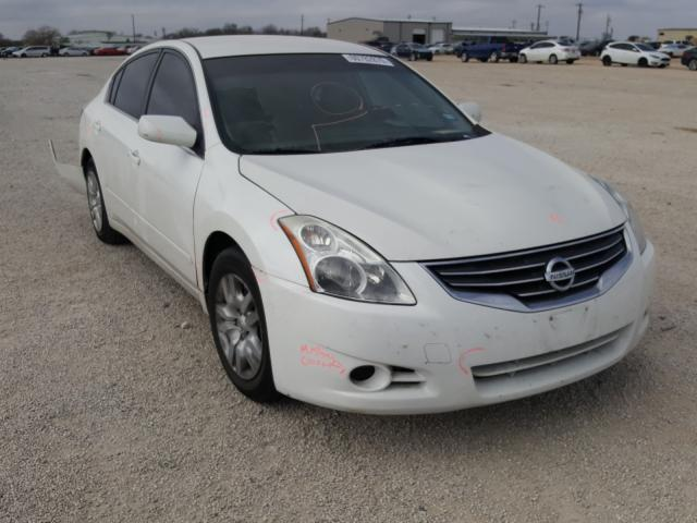 Salvage cars for sale from Copart San Antonio, TX: 2012 Nissan Altima Base