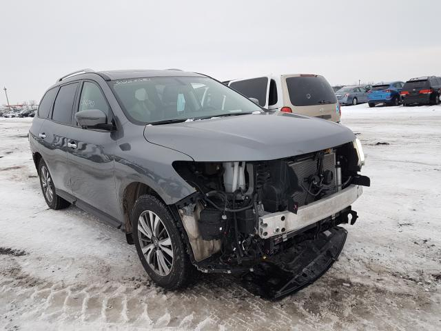 2018 NISSAN PATHFINDER - Other View Lot 30227951.