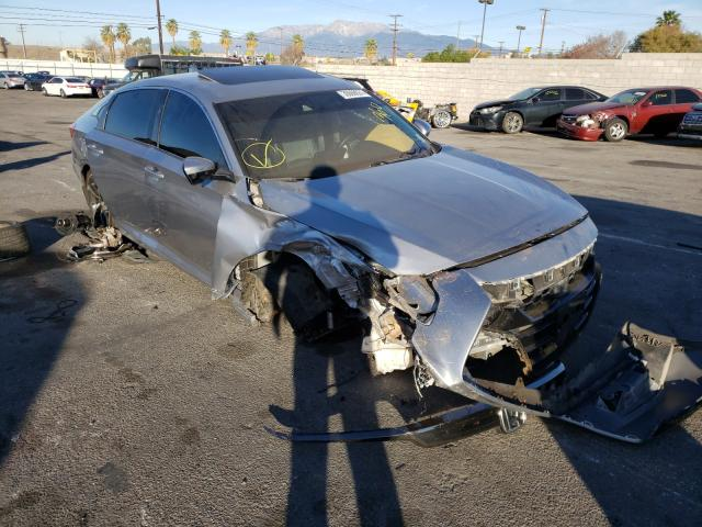 Salvage cars for sale from Copart Colton, CA: 2018 Honda Accord Sport