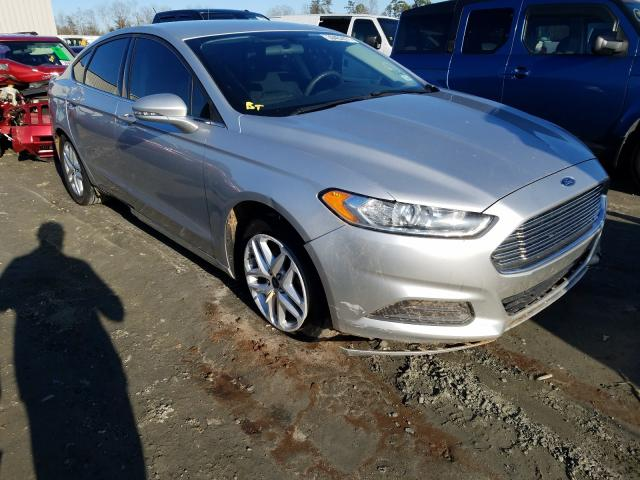 2016 Ford Fusion SE for sale in Spartanburg, SC