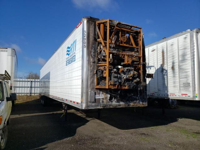 Great Dane salvage cars for sale: 2019 Great Dane Reefer