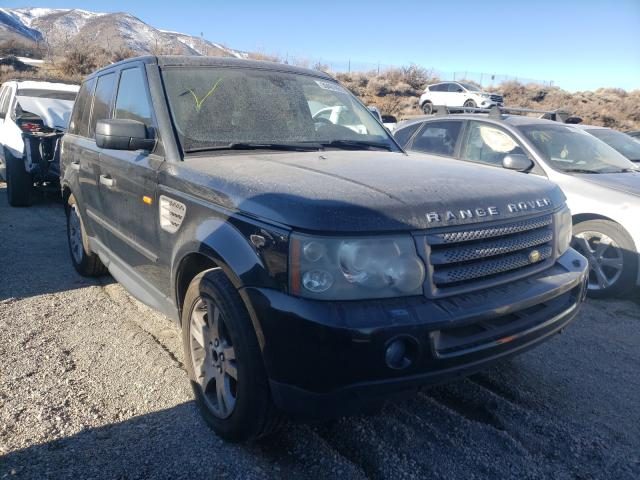 Salvage cars for sale from Copart Reno, NV: 2006 Land Rover Range Rover