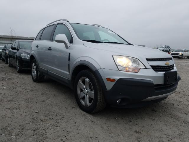 Salvage cars for sale from Copart Walton, KY: 2012 Chevrolet Captiva SP