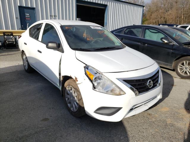 2015 Nissan Versa S for sale in Shreveport, LA