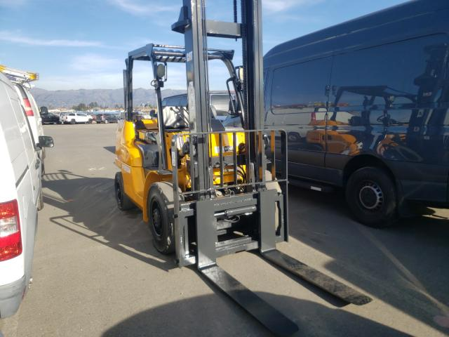 2018 Caterpillar Forklift for sale in San Martin, CA
