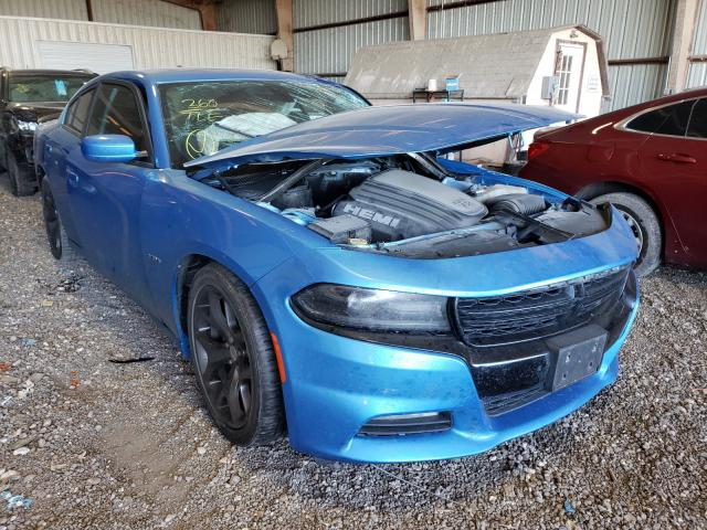Dodge Vehiculos salvage en venta: 2015 Dodge Charger R